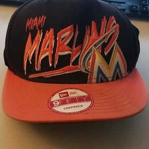 9FIFTY Marlins Hat